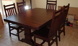 Tuscany Dining Table