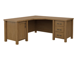 Ashton L-Shaped Desk