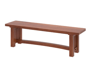 Albany Mission Dining Bench