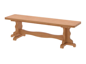 Colonial Dining Bench
