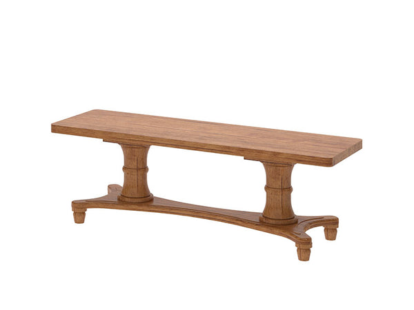 Lotus Dining Bench