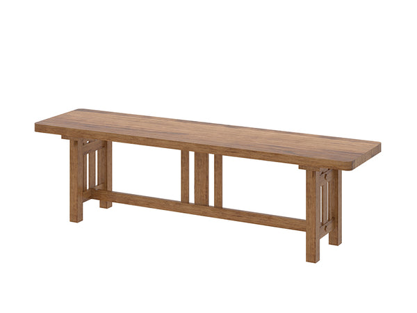 Plains Mission Dining Bench
