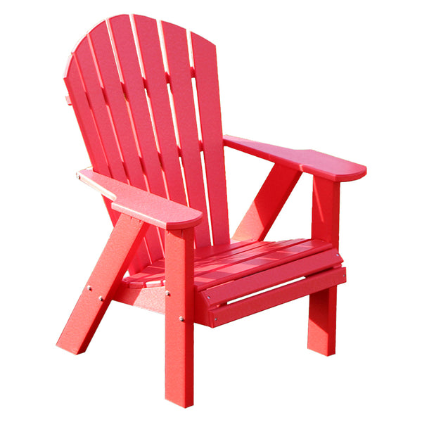 "22"" Classic Leisure Chair in Red"