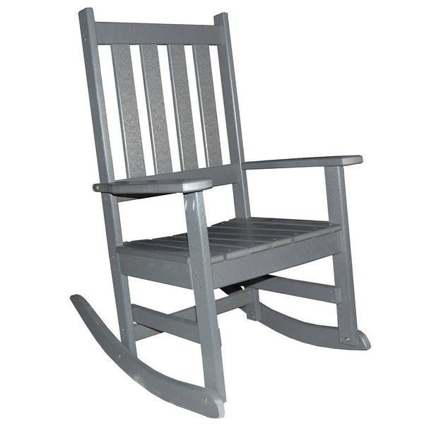 "22"" Heritage Rocker in Dark Gray"
