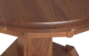 Turin Round Dining Table
