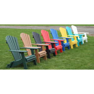 Classic Folding Chairs in multiple colors