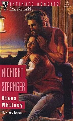 Midnight Stranger (Silhouette Intimate Moments) Mass Market Paperback – October 1, 1993 by Diana Whitney  (Author)