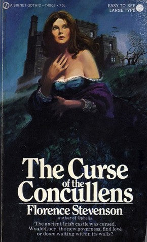The Curse of Concullens Mass Market Paperback – February 1, 1972 by Florence Stevenson (Author)