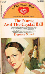 The Nurse and the Crystal Ball Hardcover – January 1, 1969 by Florence Stuart (Author)