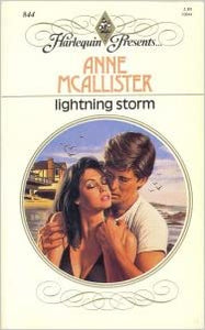 Lightning Storm Mass Market Paperback – November 1, 1985 by Anne Mcallister (Author)