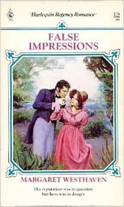False Impressions Paperback – June 1, 1989 by Margaret Westhaven  (Author)