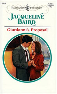 Giordanni'S Proposal Mass Market Paperback – April 1, 1999 by Jacqueline Baird (Author)