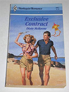 Exclusive Contract Paperback – September 1, 1987 by Dixie Mckeone (Author)