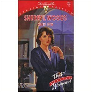 Kate'S Vow Mass Market Paperback – June 1, 1993 by Sherryl Woods  (Author)