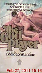 The God-Player Mass Market Paperback – July 12, 1976 by Eddie Constantine  (Author)