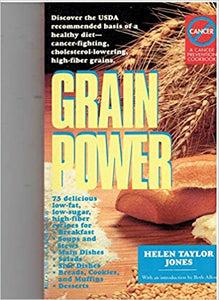 Grain Power Mass Market Paperback – November 2, 1993 by Helen Taylor Jones  (Author)