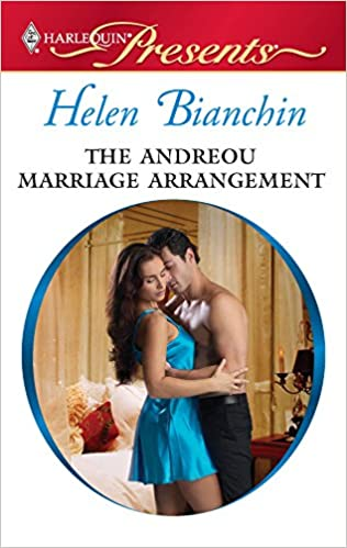 The Andreou Marriage Arrangement Mass Market Paperback – August 31, 2010 by Helen Bianchin  (Author)