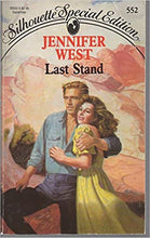 Last Stand (Silhouette Special Edition) Mass Market Paperback – August 1, 1989 by W. Richard West (Author)