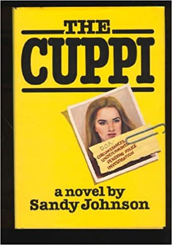 The CUPPI Hardcover – January 1, 1979 by Sandy Johnson  (Author)
