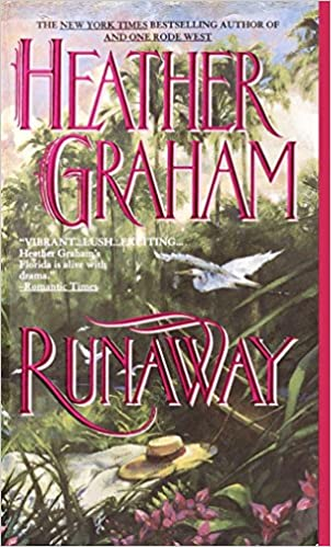 Runaway (Florida Civil War (Paperback)) Mass Market Paperback – Illustrated, July 1, 1995 by Heather Graham  (Author)