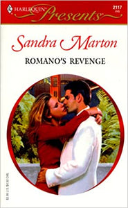 Romano's Revenge Mass Market Paperback – July 1, 2000 by Sandra Marton  (Author)