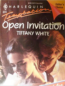 Open Invitation Paperback – October 1, 1989 by Tiffany White  (Author)