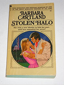 Stolen Halo Paperback – January 1, 1973 by Barbara Cartland (Author)