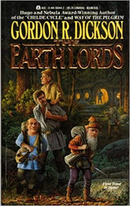 Earth Lords Mass Market Paperback – January 1, 1989 by Gordon R. Dickson  (Author)