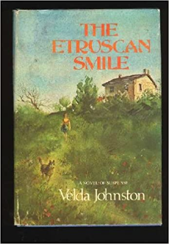 The Etruscan Smile: A Novel of Suspense Hardcover – April 1, 1977 by Velda Johnston  (Author)