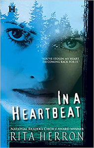 In a Heartbeat Mass Market Paperback – February 28, 2006 by Rita Herron  (Author)