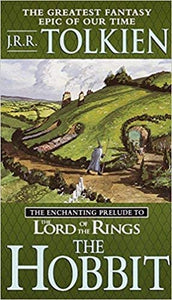 The Hobbit Mass Market Paperback – by J.R.R. Tolkien  (Author)