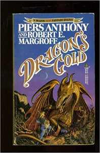 Dragon's Gold (Kelvin of Rud) Mass Market Paperback – July 15, 1987 by Piers Anthony  (Author), Robert Margroff (Author)