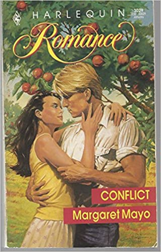 Conflict Mass Market Paperback – January 1, 1990 by Margaret Mayo  (Author)
