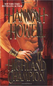 Highland Champion (Zebra Historical Romance) Mass Market Paperback – December 1, 2005