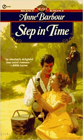 Step in Time Mass Market Paperback – March 1, 1996 by Anne Barbour  (Author)