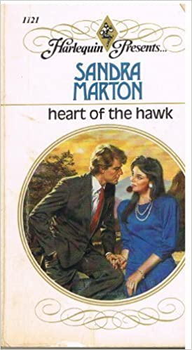 Heart Of The Hawk Paperback – October 1, 1988 by Sandra Marton  (Author)