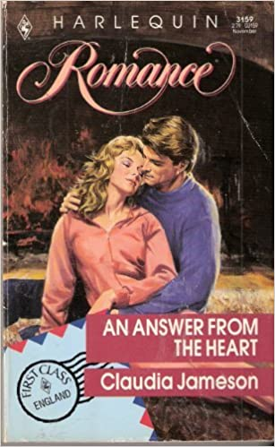 An Answer From The Heart (Harlequin Romance) Paperback – October 1, 1991 by Jameson (Author)