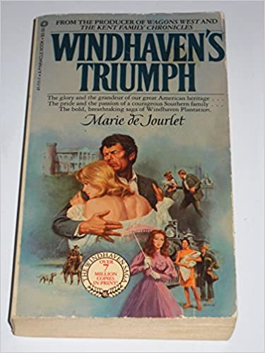 Windhaven's Triumph Mass Market Paperback – July 1, 1982 by Marie De Jourlet  (Author)