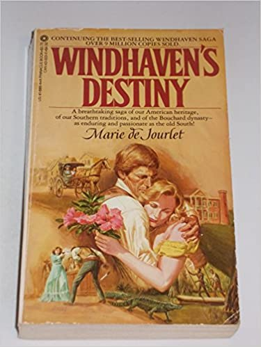 Windhaven's Destiny Mass Market Paperback – August 1, 1983 by Marie De Jourlet  (Author)