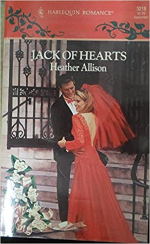Jack Of Hearts Paperback – August 1, 1992 by Heather Allison  (Author)