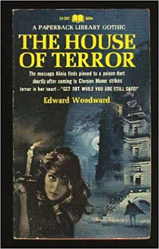 The House of Terror Mass Market Paperback – January 1, 1967 by Edward Woodward (Author)