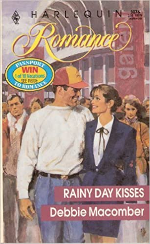 Rainy Day Kisses Paperback – August 1, 1990 by Debbie Macomber  (Author)