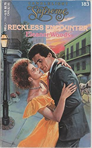 Reckless Encounter (Candlelight Supreme) Paperback – August 1, 1987 by Eleanor Woods (Author)