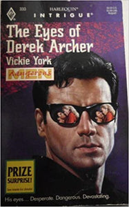 The Eyes of Derek Archer Mass Market Paperback – August 1, 1995 by Vickie York  (Author)