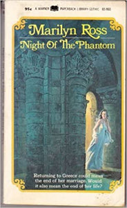Night of the Phantom Mass Market Paperback – January 1, 1972 by Marilyn ROSS (Author)