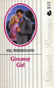 Giveaway Girl (Silhouette Romance) Mass Market Paperback – December 1, 1989 by Val Whisenand (Author)