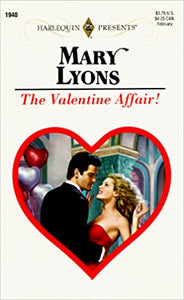 Valentine Affair Mass Market Paperback – January 1, 1998 by Mary Lyons (Author)