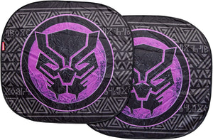 Marvel Black Panther Logo Car Truck or SUV Front Windshield Spring Sunshade
