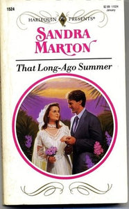 That Long-Ago Summer Paperback – December 2, 1992 by Sandra Marton  (Author)