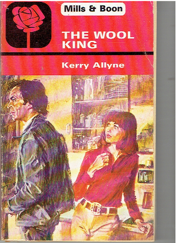 Wool King Paperback – July 7, 1978 by Kerry Allyne  (Author)